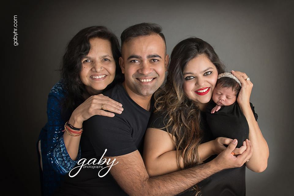 Choosing a great photographer for your newborn